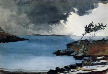 Winslow Homer : The Coming Storm